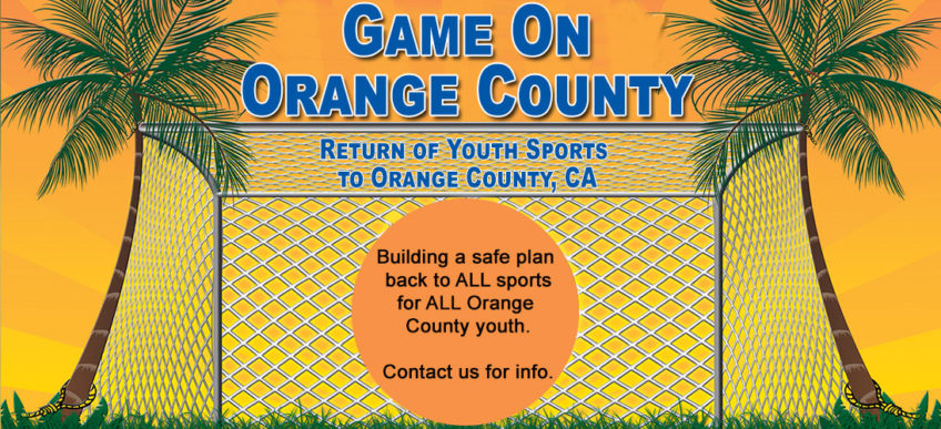 Return of Youth Sports to Orange County
